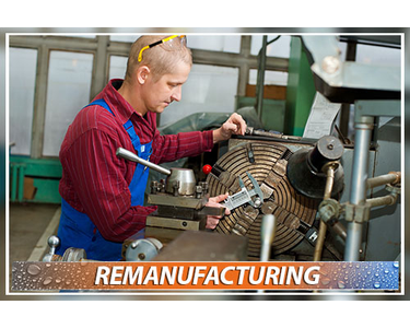Applications-Remanufacturing